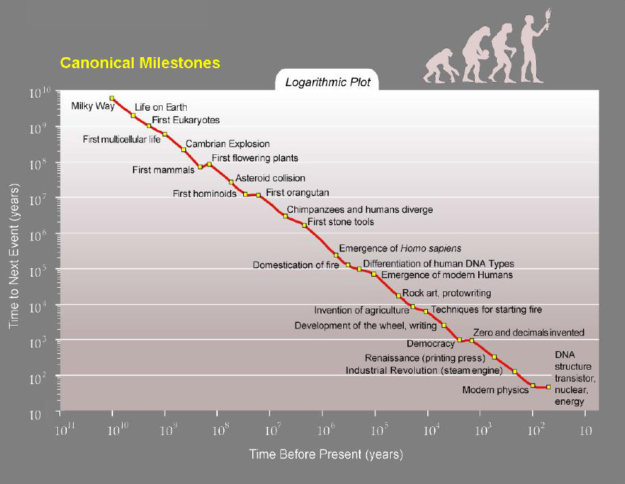 View of The 21st Century Singularity and its Big History