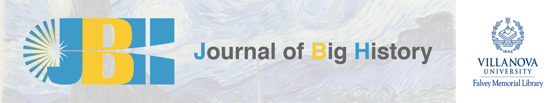 Journal of Big History